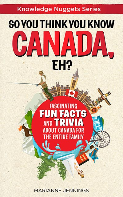 Canada Fun Fact and Trivia Book